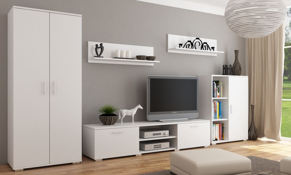 Jaki kolor ścian pasuje do białych mebli?  Dostawa gratis  Meble Arkadiu -> Kuchnia Jaki Kolor Ścian