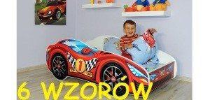 Łóżko dla chłopca 1