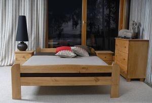 Łóżko BIG olcha 1