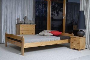 Łóżko BIG olcha 2