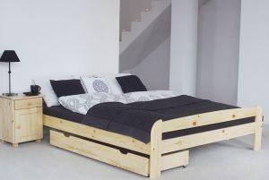 Łóżko BIG sosna 2