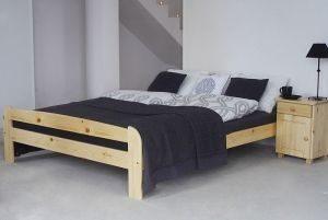 Łóżko BIG sosna 3
