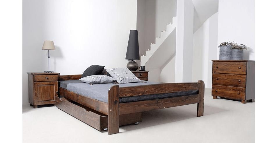 Łóżko BIG 168 x 205 10