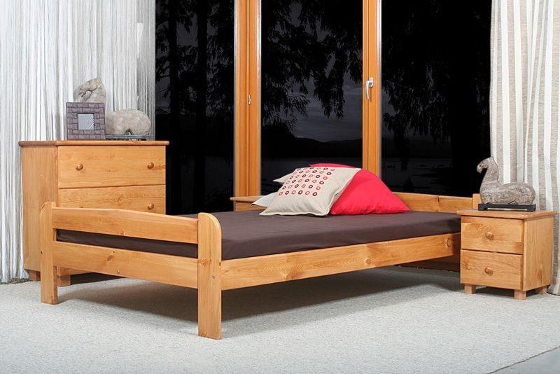 Łóżko BIG 128 x 205 4