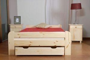 Łóżko BIG 120 sosna 3 meblearkadius