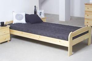 Łóżko BIG 90 sosna 2 Meble Arkadius