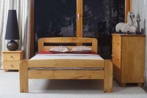 Łóżko ELMIRA 120 olcha 1 meblearkadius