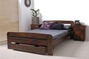 Łóżko ELMIRA 120 orzech 1 meblearkadius
