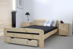 Łóżko ELMIRA 120 sosna 2 meblearkadius