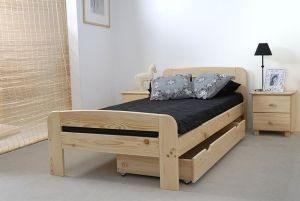 Łóżko ELMIRA 90 sosna 2 Meble Arkadius
