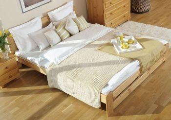 Łóżko ERNA 2 olcha meblearkadius