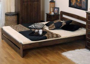 Łóżko ERNA 2 orzech meblearkadius
