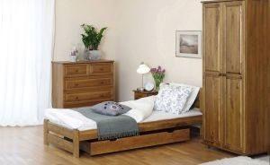 Łóżko ERNA 90 dąb 1 meble arkadius