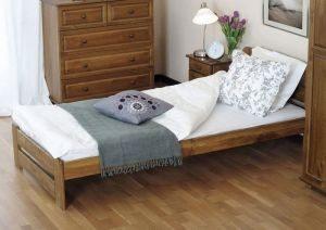 Łóżko ERNA 90 dąb 2 meble arkadius