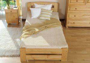 Łóżko ERNA 90 olcha 3 meble arkadius