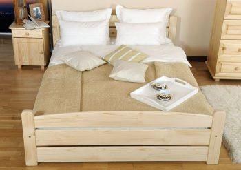 Łóżko IRMA sosna 4 meblearkadius