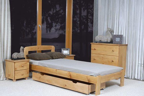 Łóżko KRYSPINA 147,5 x 206 1