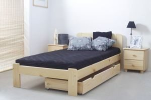 Łóżko KRYSPINA 90 olcha 3 Meble Arkadius — kopia