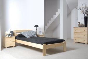 Łóżko KRYSPINA 90 sosna 2 Meble Arkadius — kopia