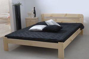 Łóżko KRYSPINA sosna 1 meblearkadius