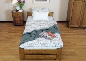Łóżko LOOK 90 dąb 3 Meble Arkadius