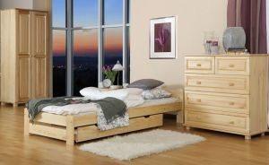 Łóżko LOOK 90 sosna 1 Meble Arkadius