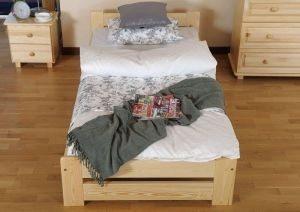 Łóżko LOOK 90 sosna 3 Meble Arkadius