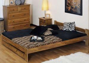 Łóżko LOOK dąb 2 meblearkadius