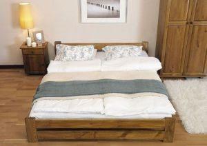 Łóżko LOOK dąb 3 meblearkadius