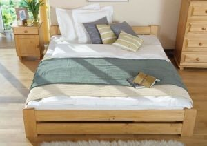 Łóżko LOOK olcha 3 meblearkadius