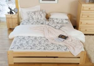 Łóżko LOOK sosna 3 meblearkadius