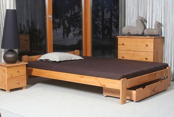 Łóżko NAT 147,5 x 206 1