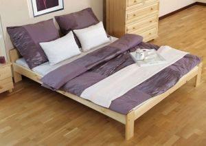 Łóżko NAT sosna 2 Meble Arkadius