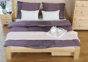 Łóżko NAT sosna 3