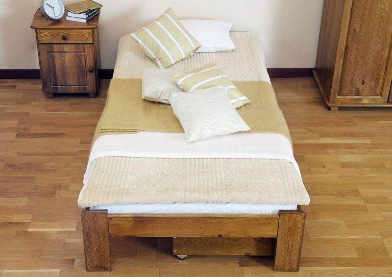 Łóżka z drewna - czym się kierować przy zakupie? 3