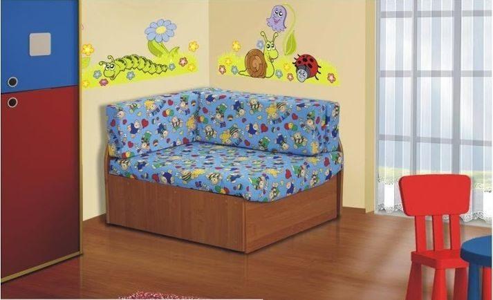 Kanapa dziecięca łóżko FILIP 15
