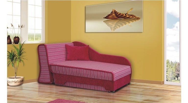 Kanapa dziecięca łóżko KUBUŚ materiałowy 16
