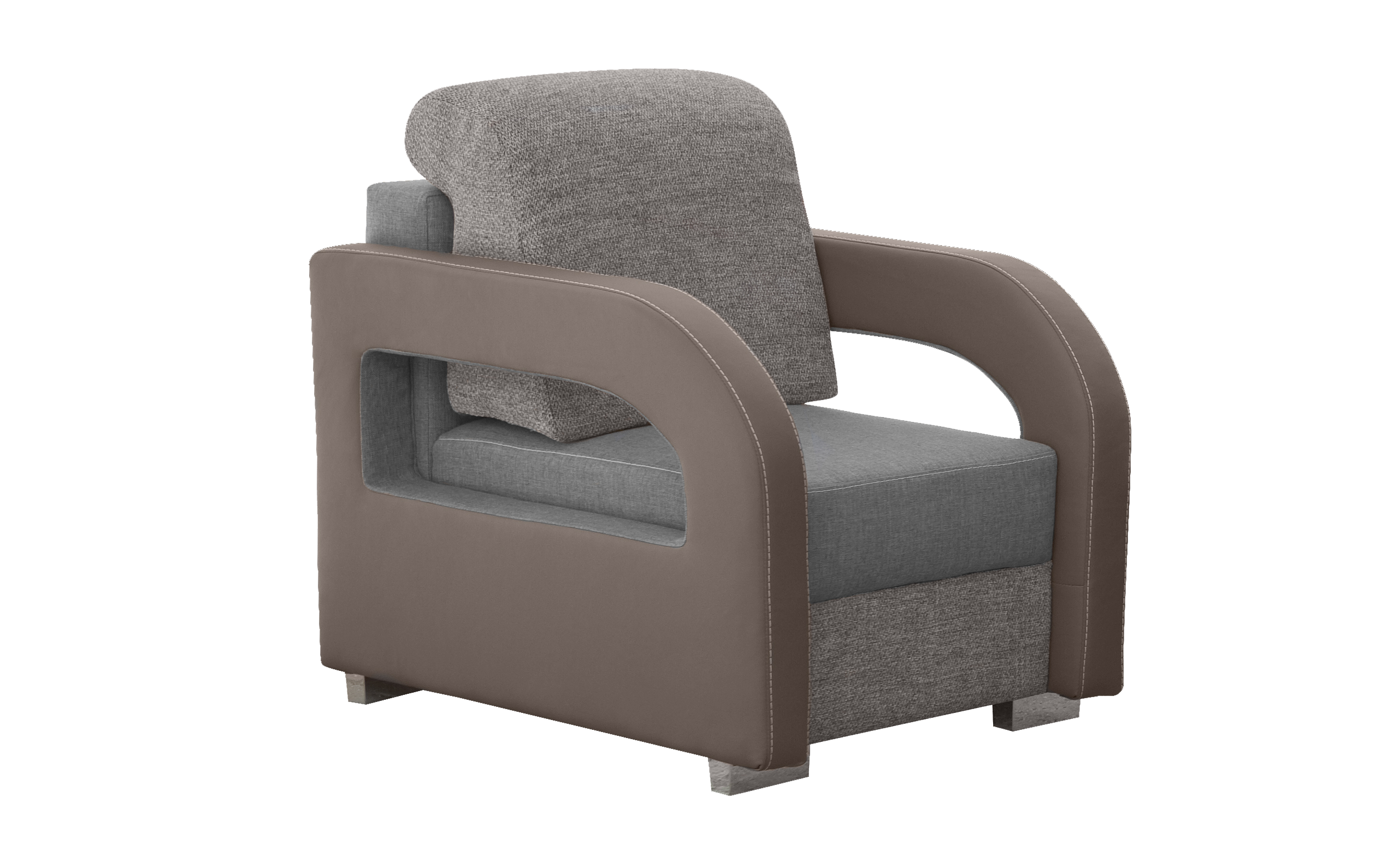 LARA - fotel nowoczesny 14