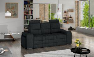 VICTORY - kanapa z chowanymi pufami sofa z funkcją spania 3