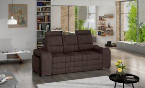 VICTORY - kanapa z chowanymi pufami sofa z funkcją spania 6