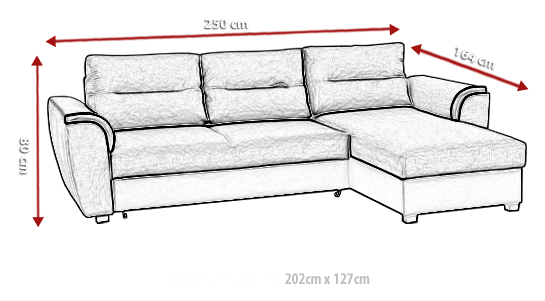 Narożnik THOMAS 16 meblearkadius_pl