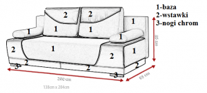 Sofa BROOKLYN 11 meblearkadius_pl