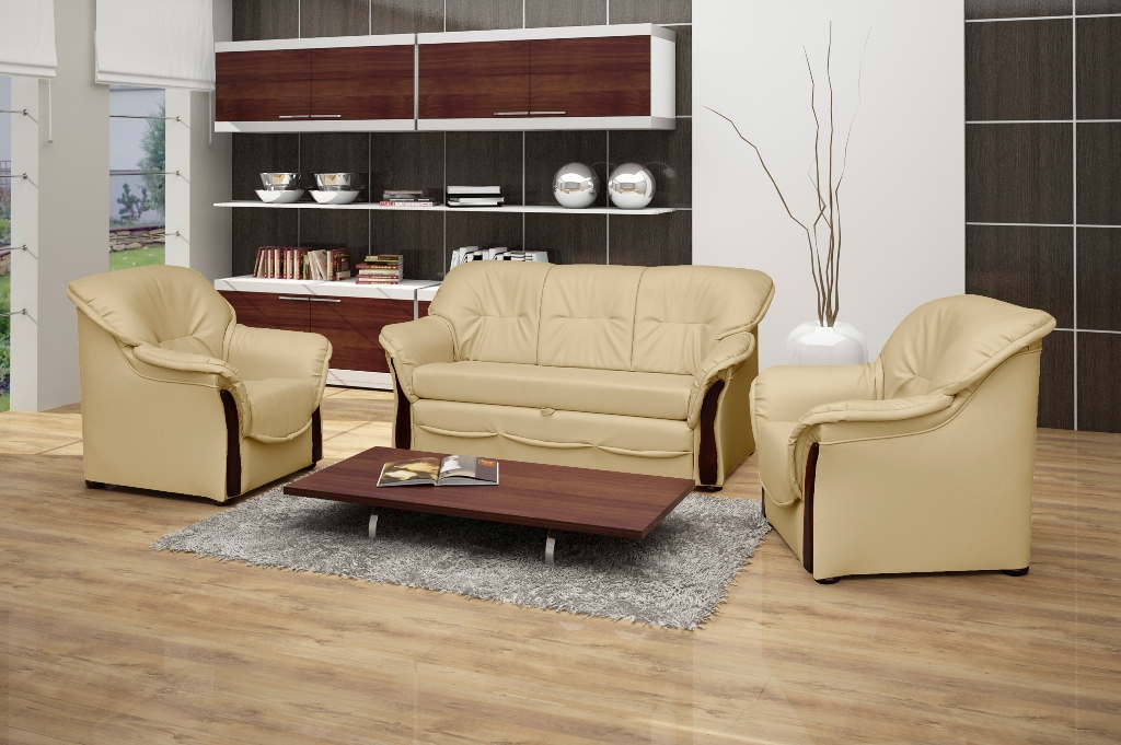 HANNA - sofa do salonu 42