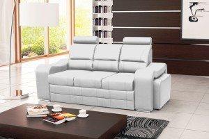 VICTORY - kanapa z chowanymi pufami sofa z funkcją spania 8