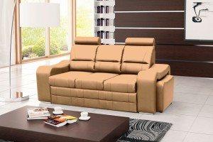 VICTORY - kanapa z chowanymi pufami sofa z funkcją spania 10