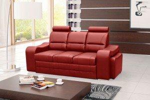 VICTORY - kanapa z chowanymi pufami sofa z funkcją spania 11
