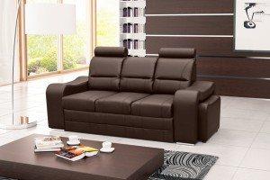 VICTORY - kanapa z chowanymi pufami sofa z funkcją spania 12