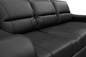 VICTORY - kanapa z chowanymi pufami sofa z funkcją spania 13