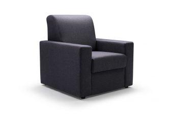 EVELINE - wygodny fotel ze schowkiem 16