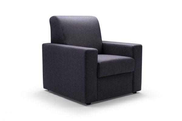 EVELINE - wygodny fotel ze schowkiem 1